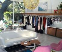 Cove Austin boutique shop interior South Congress