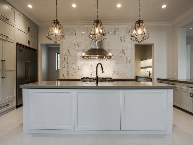 Tatum Brown custom kitchen