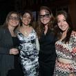 Houston Symphony YP party, Laura Theis, Emily Mitchell, Fabiola Cespedes, Vivian Pesantes