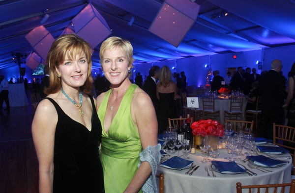 The Menil 25th anniversary gala, December 2012, Carrie Pepi, Jane Rucker