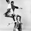 Houston Ballet Carmina Burana (circa 1975) Adrian James, Melissa Lowe 1974