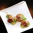 Alma, restaurant, scallops, David Guerrero
