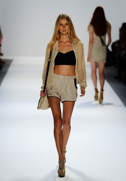 Charlotte Ronson, spring 2013, Mercedes-Benz Fashion Week