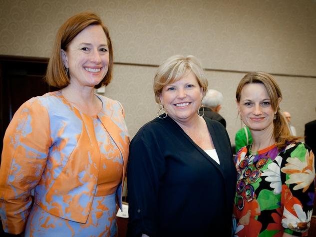 Ginger Reeder, Lisa Nelson, Rachel Buxkamper, CFT, Generations of Generosity