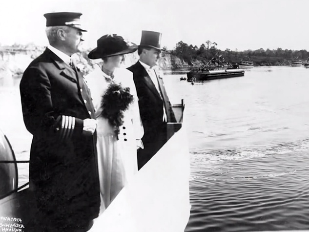 4 Houston Ship Channel - Deep Water Centennial documentary stills November 2014