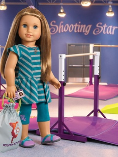 American Girl McKenna doll