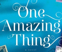 News_One Amazing Thing_book