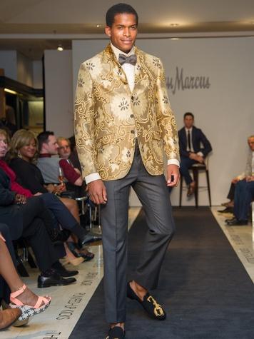 14 Neiman Marcus men's trends September 2013 model runway