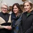 Paula Lambert, Mary Jane Ryburn, Josie McCarthy, jan barboglio party