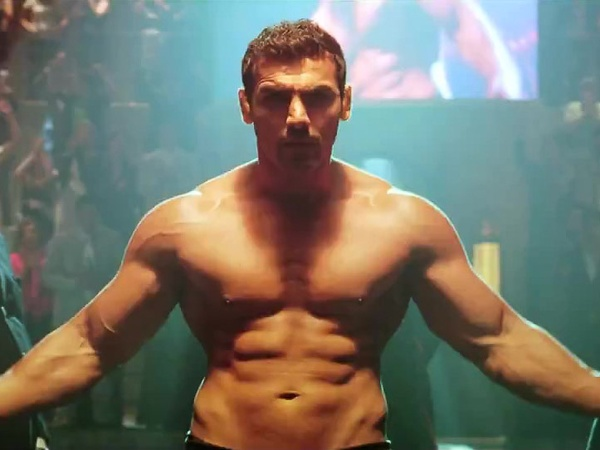 Race 2, John Abraham as Armaan Malik, fighter, January 2013