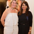 3 Jennifer Burgess Loh, left, and Sharmeen Maresdia at Fall Market May 2014