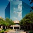 Decorative Center Houston building fountain