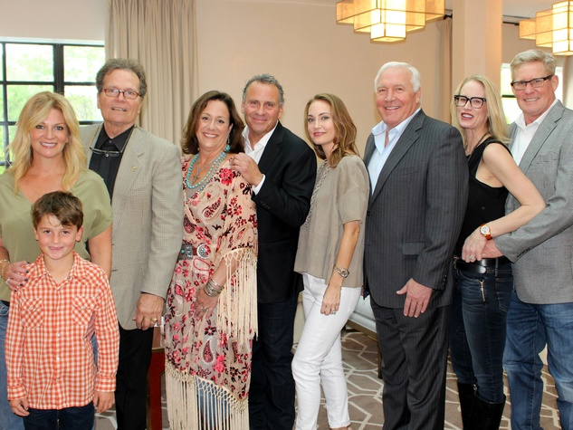 Event Chairs and Wayne Family, John Wayne Film Festival