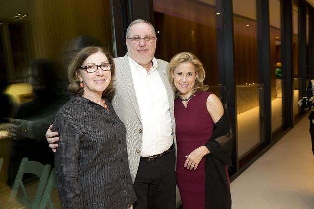 11 Irene and Lev Bleyzer, from left, with Heidi Cruz at the Bayou Preservation Association 15th annual glala Bayoutopia October 2014