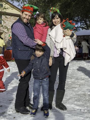 News, Shelby, Mission of Yahweh, Dec. 2014, Robert Ochoa, Alex Ochoa with kids Joaquin, Jimena, Juliana