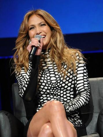 American Idol January 2014 Jennifer Lopez