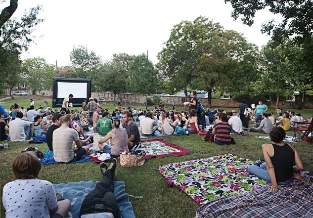 Austin photo: News_Cinema East_Blankets