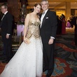 Francie Moody-Dahlberg and Kevin Dahlberg, 2014 Crystal Charity Ball