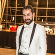 Fady Armanious at the Stages Repertory Theatre Gala April 2015 FULTON