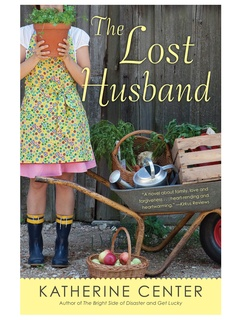 The Lost Husband, by Katherine Center, book cover