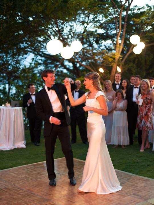 64, Wonderful Weddings, Brittany Sakowitz and Kevin Kushner, February 2013