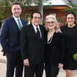 Todd Forester, Vincent Kickerillo, Mary Kickerillo, Kelli Kickerillo at Dress for Success Cuisine for a Cause