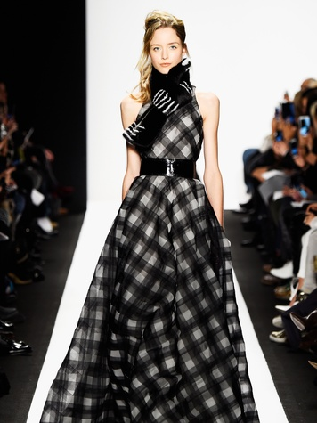 463515498 Clifford New York Fashion Week Fall 2015 February 2015 Carmen Marc Valvo