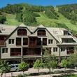 The Little Nell hotel in Aspen in summer