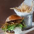 Amazon Grill new menu Mofongo Burger