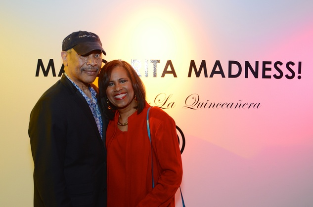 Center for Contemporary Craft, Margarita Madness, Jan. 2016, John Guess Jr., Melanie Lawson