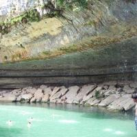 Austin_photo: places_outdoors_hamilton_pool_grotto