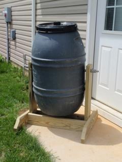 Composting Barrel