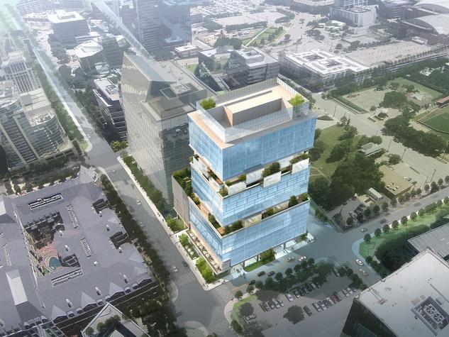No. 10 office building