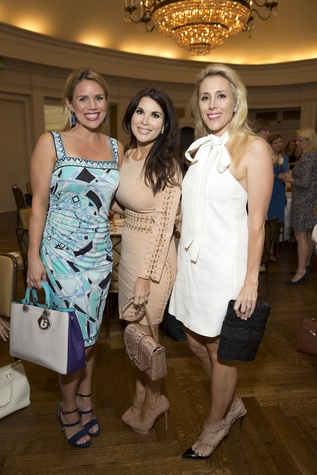 Houston, I Am Waters 5th Annual Supermodel Luncheon, May 2016, Amy Lee, Alissa Maples, Christie Sullivan