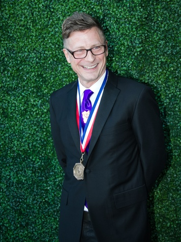 Texas Medal of Arts Awards 2015 Charles Renfro