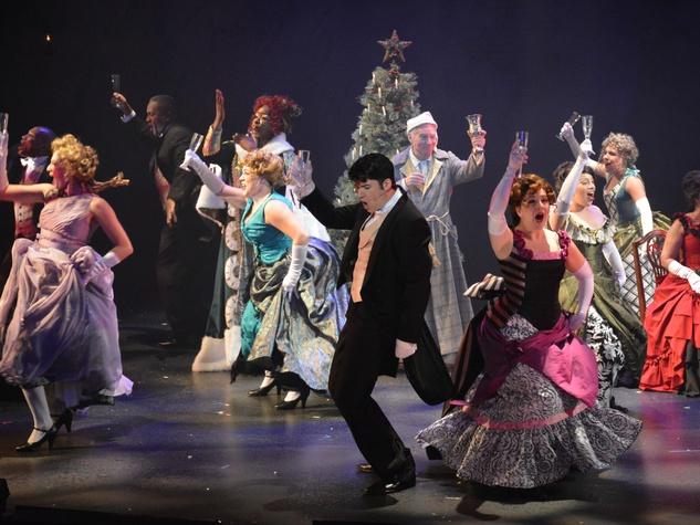 A Christmas Carol ZACH Theatre