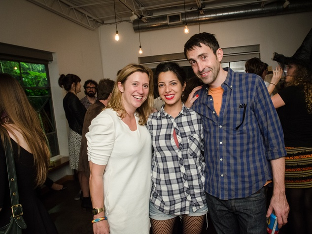 Lit Crawl After Party at Public School 4962