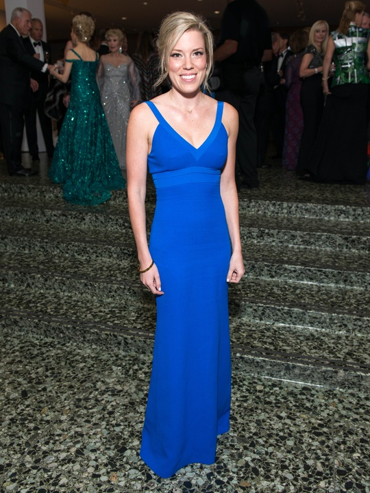 15 Holly A.N. Smith wearing Victoria Beckham at the MFAH Grand Gala October 2014 GOWNS