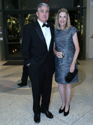 Norman and Janet Smith, Flora Award
