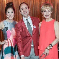 Laura Max Rose, Ben Rose, Leisa Holland-Nelson, Hampton at Interfaith Ministries brunch