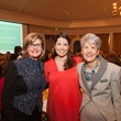7 Dr. Judy Andrews, from left, Ginny Jackson and Dr. Rita Justice at the HARC Luncheon March 2015