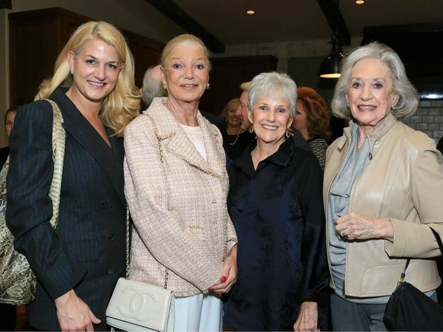 Karen Cheetham, Susanne Marley, Carolyn Waghorne, Ramona Jones, Nexus Annual Fund Appeal Kick Off
