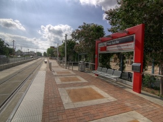 Plaza Saltillo station