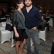 Juliana Bruno and Ali Ansari at the Houston Tennis Association Gala February 2014