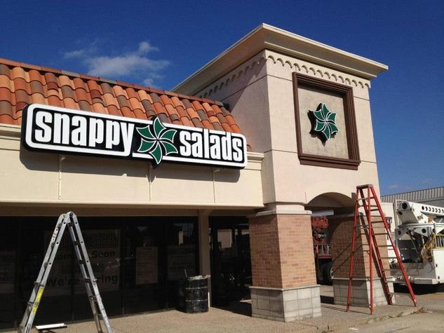 Snappy Salads, Chris Dahlander