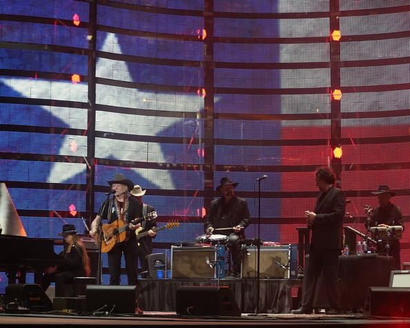 Willie Nelson at RodeoHouston 2017