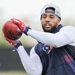 Arian Foster catch Texans camp