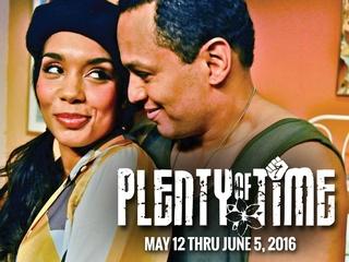 Ensemble Theatre presents Plenty of Time