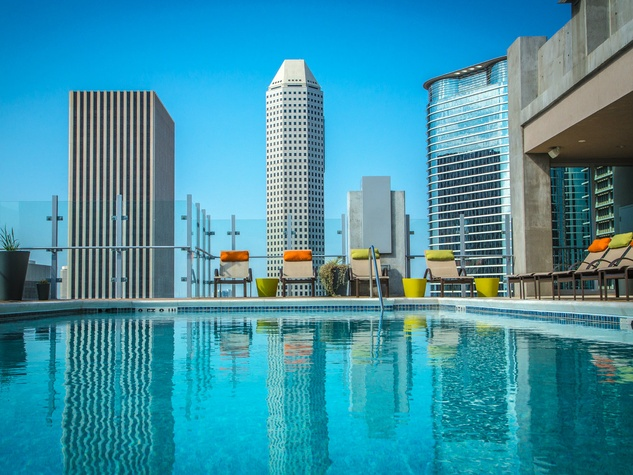 Hard To Beat Amenities And Location Of This Haute Houston High Rise Culturemap Houston