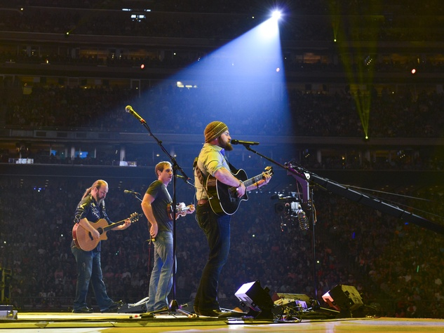 12 Zac Brown Band at RodeoHouston March 2014